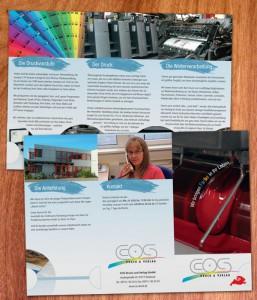 COS Druck & Verlag Broschüre