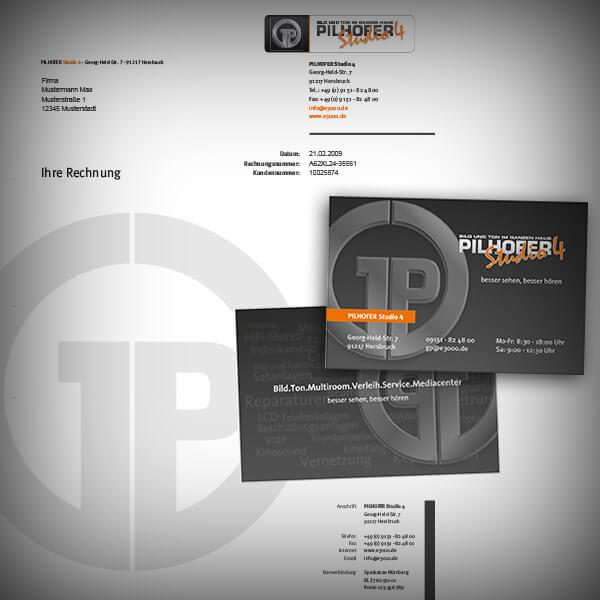 Studio 4 Pilhofer - Print
