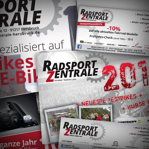 Radsport Zentrale Hersbruck - Print