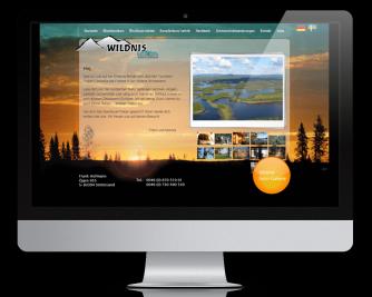 Ulli Haase Mediendesign Referenz - Wildnis leben