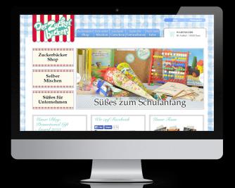Ulli Haase Mediendesign Referenz - Der Zuckerbäcker